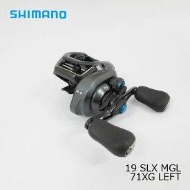 シマノ(Shimano) 19 SLX MGL 71XG LEFT /ベイトリール エクストラハイギア レフト 左巻き