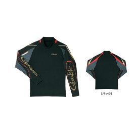 がまかつ GM-3542 ストレッチロングスリーブシャツ ブラック M 【釣具 釣り具 お買い物マラソン】