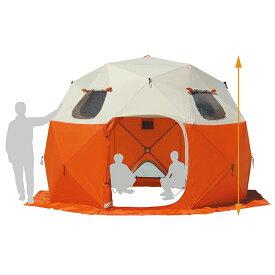 プロックス クイックドームテント パオグラン ラージ / ワカサギ釣り テント キャンプ