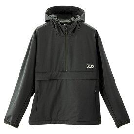 ダイワ(Daiwa) DJ-94009 アノラックジャケット ブラック M / 防寒ウェア 防寒ジャケット 【お買い物マラソン 釣具のFTO/フィッシング タックル オンライン】