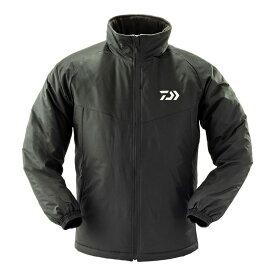ダイワ(Daiwa) DJ-34009 中綿入り防寒ジャケット ブラック M / 防寒ウェア 防寒ジャケット