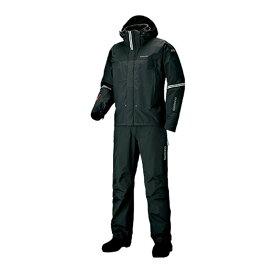 【1/25限定ポイント10倍確定】 シマノ(Shimano) RT-025S DSアドバンスプロテクティブスーツ ブラック 3XL / 防寒ウェア 上下セット 透湿防水 【キャッシュレス5%還元対象】 【お買い物マラソン】