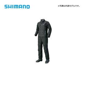 シマノ(Shimano) MD-055Q ベーシック インシュレーションスーツ M オーアブラック / 防寒ウェア ミドラー 釣り 【お買い物マラソン 釣具のFTO/フィッシング タックル オンライン】