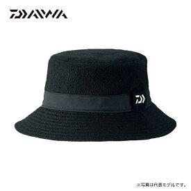 ダイワ(Daiwa) DC-62008W ポケッタブルウールハット ブラック フリー / 釣り 防寒 帽子 ハット