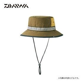 ダイワ(Daiwa) DC-98008W 防寒撥水ハット オリーブ フリー / 釣り 防寒 帽子 ハット