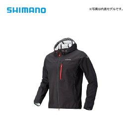 シマノ(Shimano) ストレッチ3レイヤーフーディジャケット JA-040Q ダークグレー XL / 防寒 ジャケット 釣り 【キャッシュレス5%還元対象】