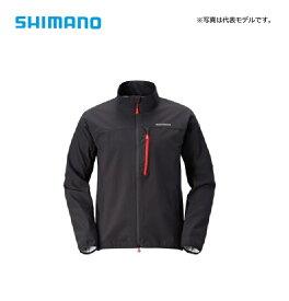 シマノ(Shimano) ストレッチ3レイヤージャケット JA-041Q ダークグレー M / 防寒 ジャケット 釣り 【キャッシュレス5%還元対象】