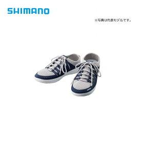 シマノ(Shimano) FS-090R Evairボートシューズ 25.0cm ネイビー 【釣具のFTO お買い物マラソン】