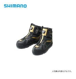 シマノ(Shimano) FS-175R ゴアテックス フレックスラバーピンフェルトシューズ LIMITED PRO 27.5cm リミテッドブラック / 磯釣り シューズ シマノ(Shimano) リミテッドプロ 【キャッシュレス5%還元対象】