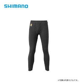 シマノ(Shimano) IN-035R ブレスハイパー+℃ ストレッチアンダータイツ (超極厚タイプ) ブラック L / 防寒 アンダーウェア 釣り