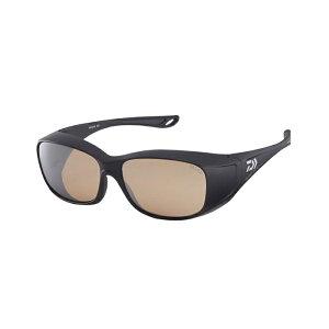 ダイワ TLO 028 ラスターオレンジ(シルバーミラー) / 偏光グラス サングラス 眼鏡