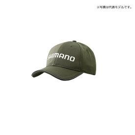 シマノ(Shimano) CA-041R スタンダードキャップ フリー カーキ / 帽子 キャップ 【釣具 釣り具】