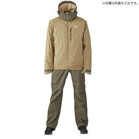 ダイワ(Daiwa) DR-33020 レインマックス(R) レインスーツ XL アッシュブラウン / ウェア レインスーツ セットアップ 上下セット 【釣具 釣り具】