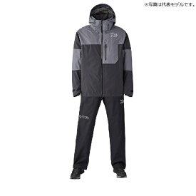 ダイワ(Daiwa) DR-19020 ゴアテックス インフィニアム プロダクト レインスーツ L ブラック / ウェア レインスーツ セットアップ 上下セット