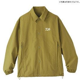ダイワ(Daiwa) DJ-35020 撥水 コーチジャケット XL アボカド / ウェア ジャケット 上着