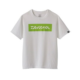 ダイワ(Daiwa) DE-95020 ショートスリーブTシャツ 2XL ホワイト / ウェア 半袖 【釣具 釣り具】
