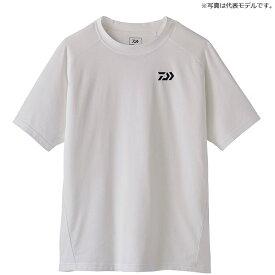 ダイワ(Daiwa) DE-94020 ハーフスリーブ ドライシャツ 3XL ホワイト / ウェア 半袖 Tシャツ 【お買い物マラソン 釣具のFTO/フィッシング タックル オンライン】