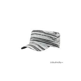 シマノ(Shimano) CA-036T DSエクスプローラーレインワークキャップ フリー リフレクトグレー / 帽子 日よけ 【釣具 釣り具】