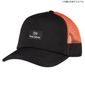 ダイワ(Daiwa) DC-80020 ビッグメッシュキャップ フリー ブラック / 帽子