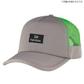 ダイワ(Daiwa) DC-80020 ビッグメッシュキャップ フリー グレー / 帽子