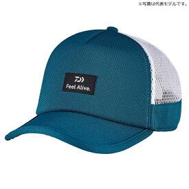 ダイワ(Daiwa) DC-80020 ビッグメッシュキャップ フリー ターコイズブルー / 帽子
