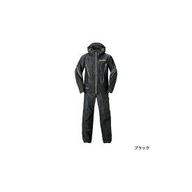 シマノ(Shimano) RA-119T NEXUS・GORE-TEX レインスーツ EX 2XL ブラック / レインウェア セットアップ リミテッドプロ 【6/30迄 キャッシュレス5%還元対象】