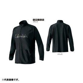 がまかつ GM-3634 ラッシュジャケット LL ブラック 【釣具 釣り具 お買い物マラソン】