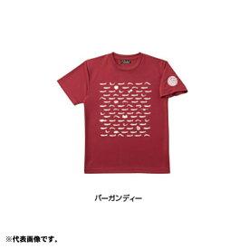 がまかつ GM-3604 Tシャツ(ちりめん) L バーガンディー 【釣具 釣り具 お買い物マラソン】