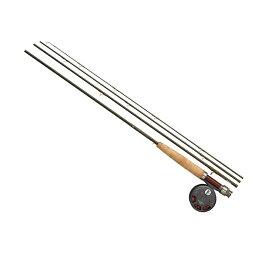ダイワ(Daiwa) ロッホモア フライコンボ F865-4 / フライフィッシング セット 【釣具 釣り具 お買い物マラソン】