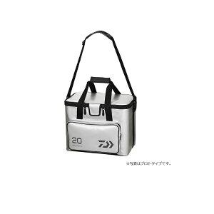 ダイワ(Daiwa) ライトクールバッグ(A) 20 シルバー 【釣具 釣り具】