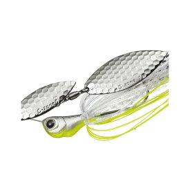 エバーグリーン Dゾーン パワーブレード 1/2ozDW #37 ベリーチャート 【釣具 釣り具】