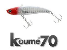 アムズデザイン koume(コウメ)70 #KU70-102 チャートバックパール 70