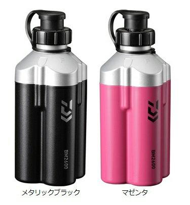 ダイワ(Daiwa) スーパーリチウムBM2600 マゼンタ BM2600C(充電器付) /リチウム電池