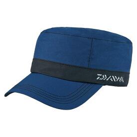 ダイワ(Daiwa) DC-32008 レインマックス透湿防水ワークキャップ メディバルブルー フリー /ウェア 帽子