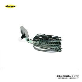 デプス(deps) Bカスタムチャター 3/8oz 10グリーンクリスタル 3/8oz 【釣具 釣り具 お買い物マラソン】