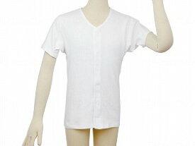 テイコブ ワンタッチ肌着 半袖 紳士用/幸和製作所【RCP】 衣類 肌着・シャツ 肌着 介護用品.