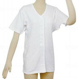 テイコブ ワンタッチ肌着 半袖 婦人用/幸和製作所【RCP】 衣類 肌着・シャツ 肌着 介護用品.