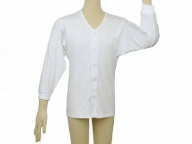 テイコブ らくホック肌着 長袖 紳士用/幸和製作所【RCP】 衣類 肌着・シャツ 肌着 介護用品.