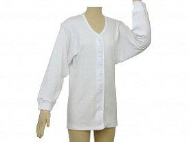 テイコブ らくホック肌着 長袖 婦人用/幸和製作所【RCP】 衣類 肌着・シャツ 肌着 介護用品.