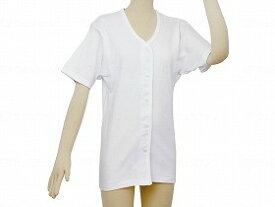 テイコブ らくホック肌着 半袖 婦人用/幸和製作所【RCP】 衣類 肌着・シャツ 肌着 介護用品.