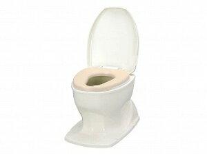 サニタリーエースODソフト便座据置式/アロン化成【RCP】トイレ及び排泄関連 ポータブルトイレ 樹脂製トイレ