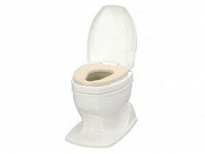 サニタリーエースODソフト便座据置式 補高#5/アロン化成【RCP】トイレ及び排泄関連 ポータブルトイレ 樹脂製トイレ