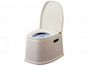 テイコブ ポータブルトイレ(E型)PT01/幸和製作所【RCP】 トイレ及び排泄関連 ポータブルトイレ 樹脂製トイレ 介護用品