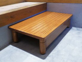 木製玄関ステップ 350/パナソニックエイジフリー【RCP】住宅改修関連商品 玄関台・踏み台 玄関台・踏み台