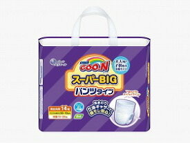 グーン スーパーBIGパンツ 14枚入/大王製紙【RCP】施設関連商品 消耗品 その他