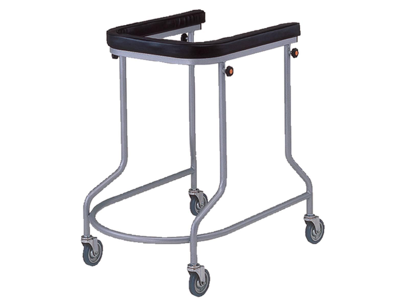 【代引不可】アルコー3型(中) 100013 【星光医療器製作所】【RCP】送料無料 介護用品 歩行器 歩行車 歩行補助
