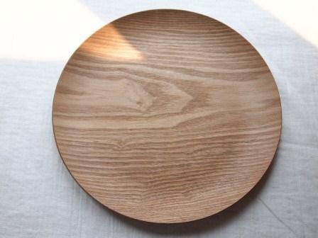 木製品 ラウンド トレイ 30センチ ウィローウッド 木製プレート 木製食器  ワンプレート 木製トレー 【今月のsale/fucca限定価格 】