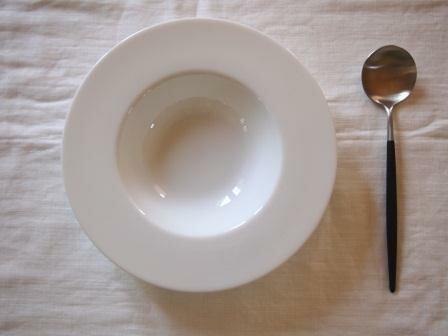 白い食器 シンプル スープボウル 22cm 人気スープ皿 お家カフェ スープカップ インスタグラム【SALE/fucca特別価格 カフェ レストラン インスタグラマー】
