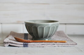 カフェ食器 グレー カフェオレボウル 洋食器 【SALE/fuccaお値打ち価格/美濃焼/カフェオレボール】