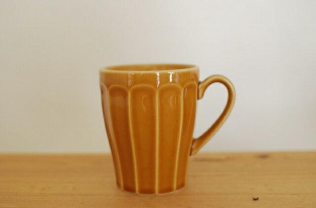 カフェ食器 キャラメル マグ 人気マグカップ 朝ごはん【今月のSALE/fuccaお値打ち価格 美濃焼 カフェ食器】
